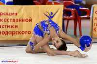 гимнастки Краснодарского края