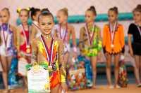 турнир Юные гимнастки