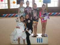 XVI открытый чемпионат республики Калмыкия по художественной гимнастике